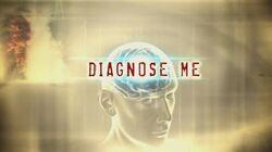 Diagnose me title