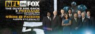 FOX Sports' NFL On FOX Line-Up Video Promo Fior Sunday Afternoon, September 9, 2012