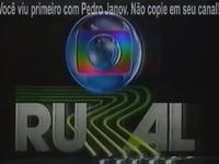 Globo Rural 1993