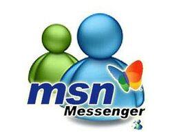Msn messenger logo 2