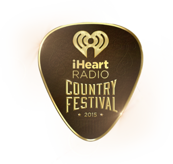2015 iHeartCountry Festival