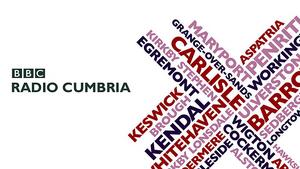 BBC Radio Cumbria 2008