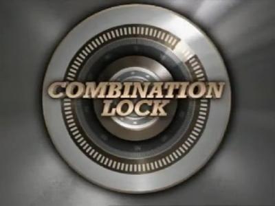 Combinationlock