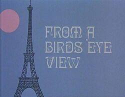 From a Bird s Eye View titlecard