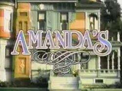 Amanda s TV Title
