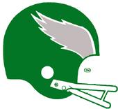 Eagles 1973 logo