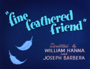 Fine Feathered Friend title card