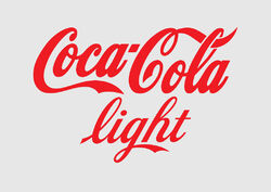 FreeVector-Coca-Cola-Light-Logo