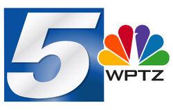 WPTZ 5 logo