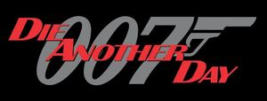 Die Another Day Logo