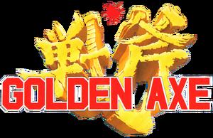 Golden axe logo by ringostarr39-d6bj31y