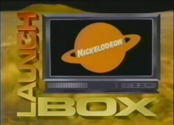 Nickelodeon Launch Box 2