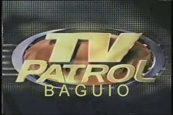 TV Patrol Baguio 2001