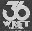 WRET-TV Logo 1970s
