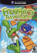 Frogger's Adventures The Rescue GC