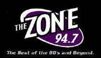 WZZN 94.7 The Zone