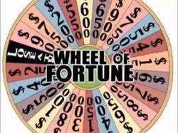 Wheel of Fortune Family Guy