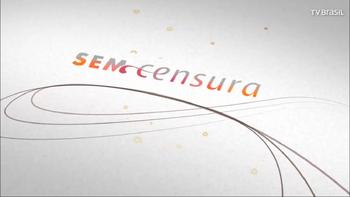 Sem Censura - 2010 logo