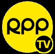 Logo RPP TV 2012