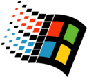 Microsoft windows 2000 icon