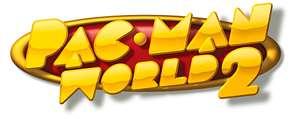 Pac man world 2 logo