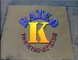 Rated K