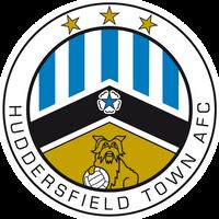 Huddersfield Town AFC logo (2000-2002)
