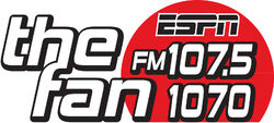 WFNI ESPN The Fan AM 1070 FM 107.5