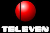 Logo de televen - 1994 con sombra