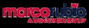 Marco Rubio 2016 Campaign logo