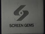 Screen Gems 1966 Black and White