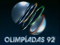Olimpiadas 92 Rede Globo