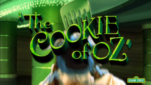 The Cookie of Oz end
