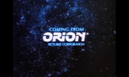 Coming from Orion