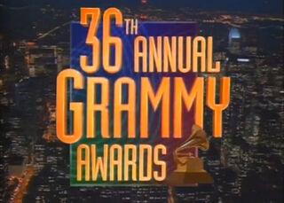 Grammys 36th