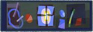 Google Emilio Pettoruti's 121st Birthday