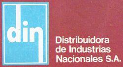 Logo Din 1980