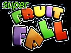 Super Fruit Fall Logo