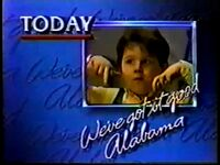 WVTM-TV's We've Got It Good Alabama video from 1988