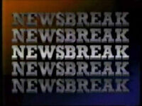 CBS Newsbreak 1986 a