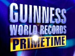 Guinness world records primetime-show