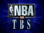 NBA on TBS logo