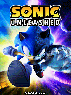 Unleashed Titlescreen
