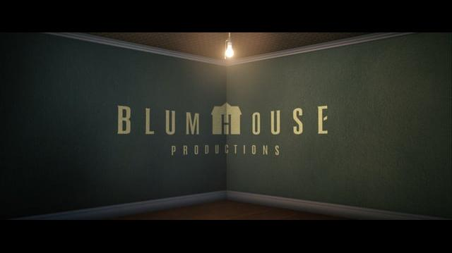 Blumhouse Productions - Secondary Logo Entertainment Branding Filmograph