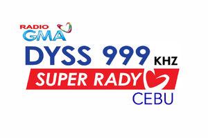 GMA Super Radyo DYSS 999 Cebu 2014 logo
