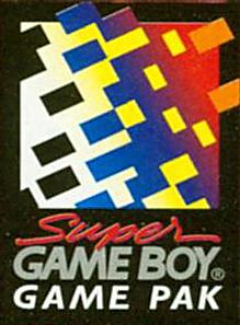 Super Game Boy Game Pack