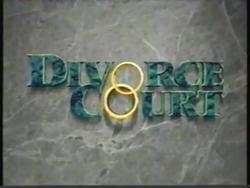 Divorce Court title card