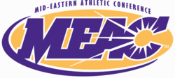 Mid-eastern-athletic conference logo
