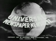 Universal Newsreel (1933)