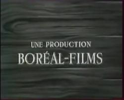 Boréal-Films 1955 Logo